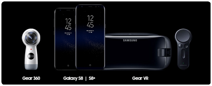 Samsung Galaxy S8 & S8 Plus best Contract deals
