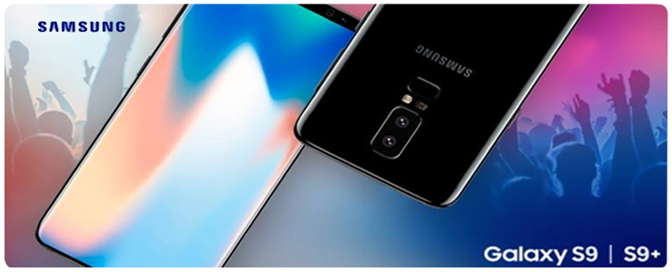 Samsung Galaxy S9 & S9 Plus best Contract deals