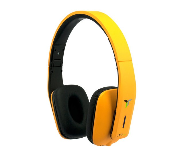iT7s2 Bluetooth Headphones Orange