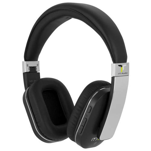 iT7 Audio iT7x2i Wireless Bluetooth Headphones