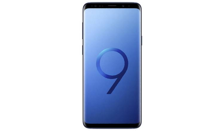 Click here to buy Samsung Galaxy S9+ 128GB Blue