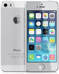 Apple iPhone 5s 32GB Silver_4